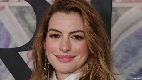 Anne Hathaway to be Honored for Her LGBT Rights Advocacy