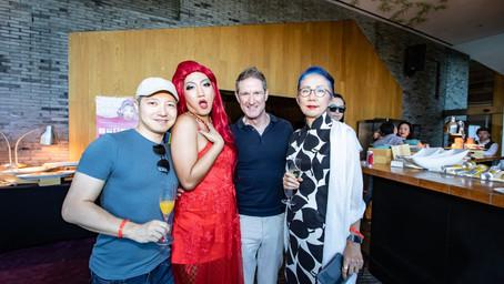 Drag Brunch Proceeds to Support Beijing LGBT Center