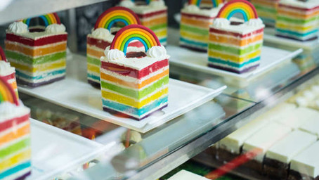 Section 377, Marriage, Gay Pride & Freedom Expressed Through Food
