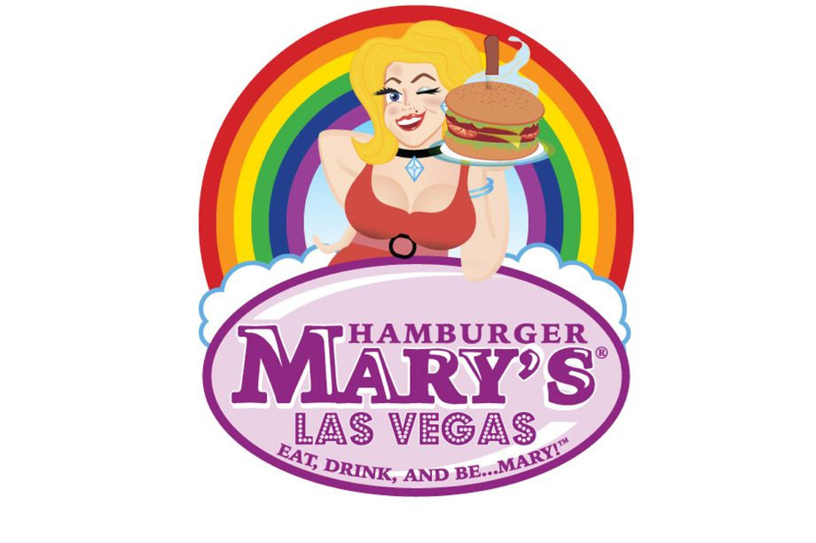 Hamburger Mary's Las Vegas logo