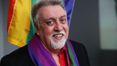 LGBT Pride Flag Creator Honored at Local Kansas Restaurant
