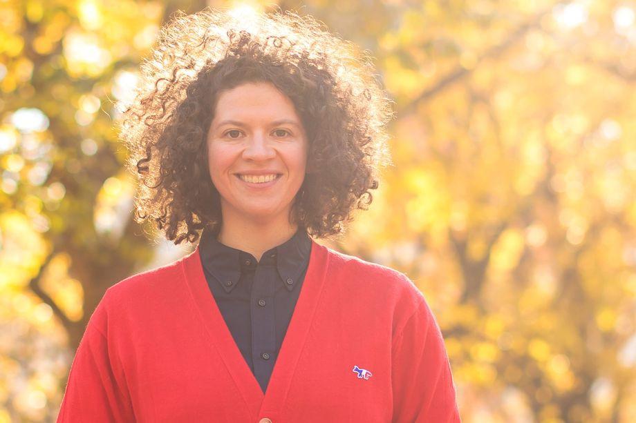 Author Julia Turshen