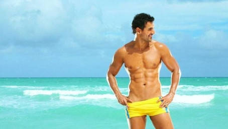 Bollywood Actor's Image Used to Promote Exotic LGBT Dining Location & Cruise