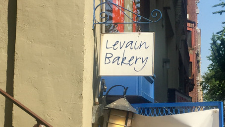 Today at New York's Levain Bakery