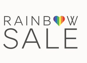 Pride Month Rainbow Sale at Marks & Spencer