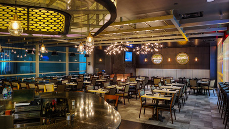 Lesbian Chef Cat Cora's Taproom at Detroit's DTW Airport Elevates the Journey
