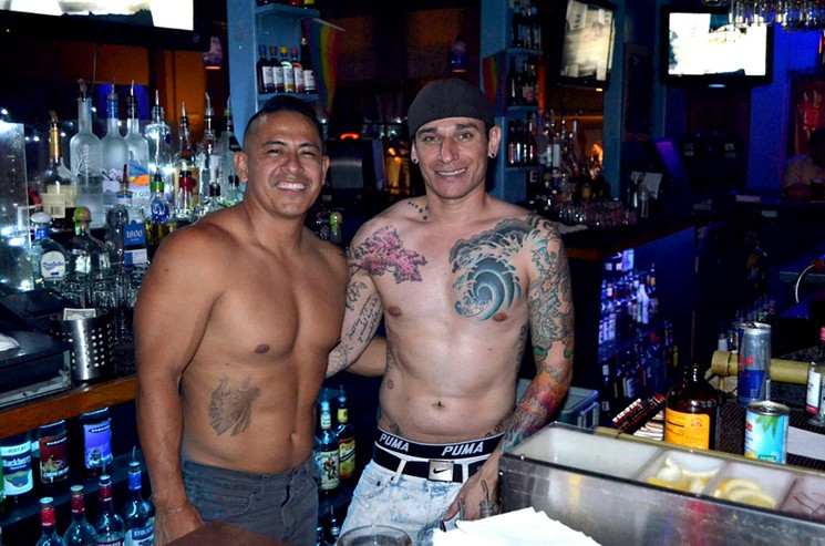 C. Frenz Bar and Nightclub bartenders in Reseda