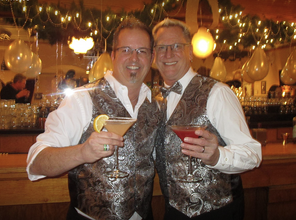 Gay Couple & Owners of Rustlers, LLC Sue Wyoming Town