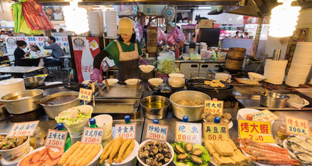 Asia's Most Gay-Friendly City is Taipei, Taiwan and has Amazing Food