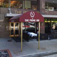 The Prime Rib Restaurant in D.C.
