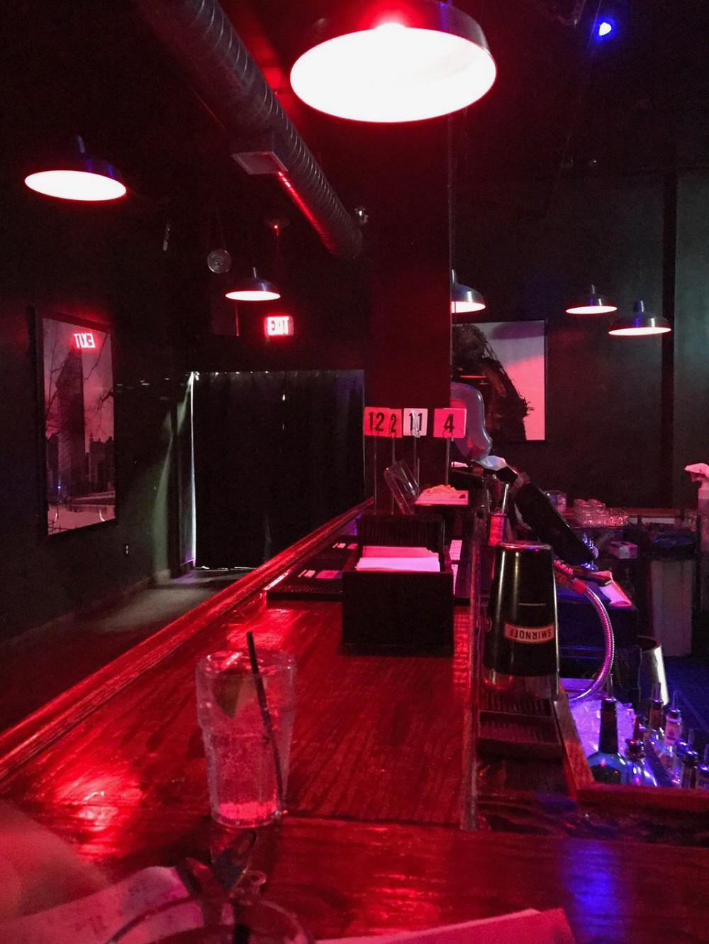 Precinct gay bar Los Angeles