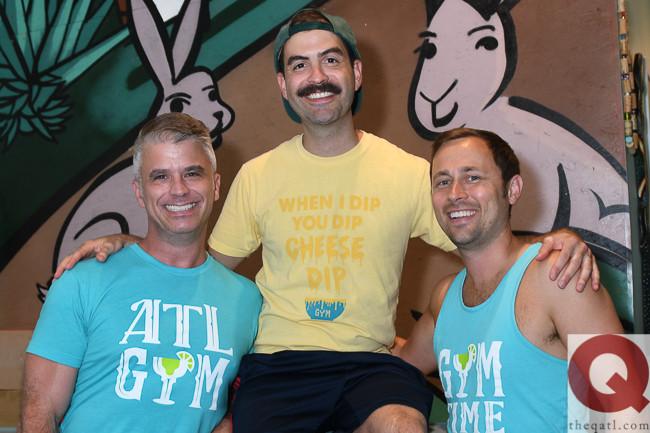 Troy Meyers, Sebastian Romano, David Barton