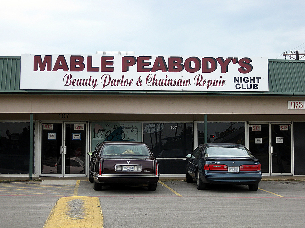 Mable Peabody's