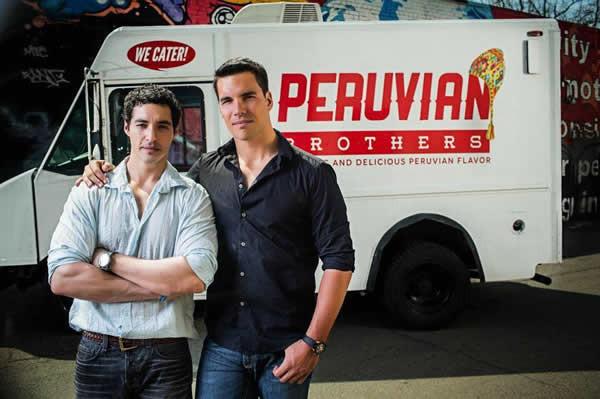 Peruvian Brothers food truck