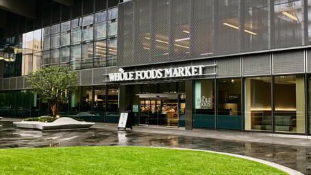 Visiting Whole Foods Market Manhattan West at Hudson Yards