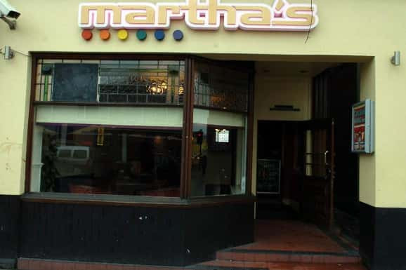 Martha's Portsmouth exterior