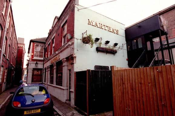 Martha's Portsmouth