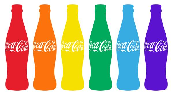 Coca-Cola Gay Pride