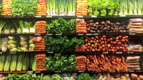 Saturday Morning at Whole Foods Columbus Circle in New York