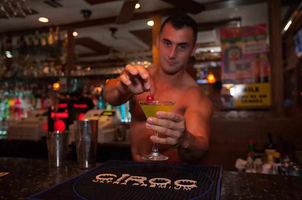 Trunks gay bar West Hollywood