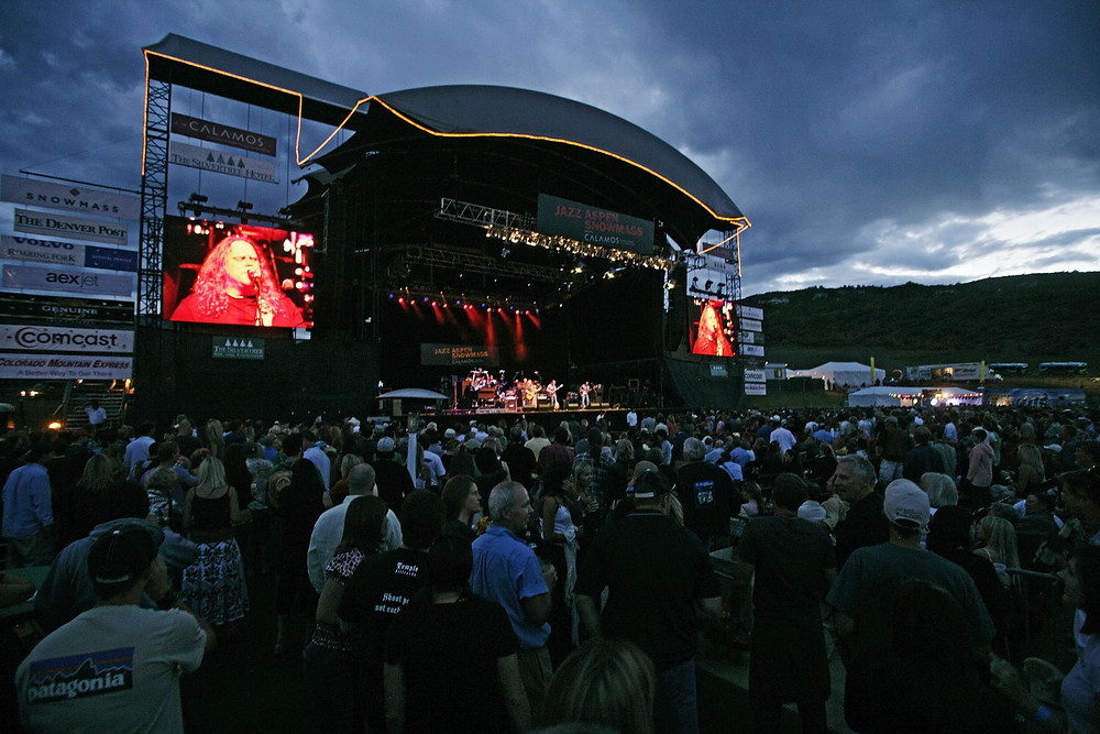 Jazz Aspen performance