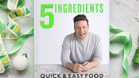 Jamie Oliver 'Quick & Easy Food' Gay Dining Featured Book Review