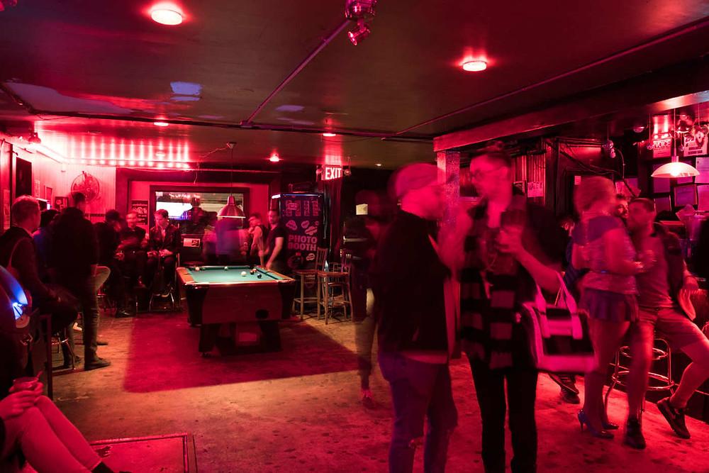 Metropolitan Bar Brooklyn