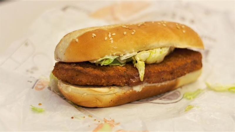 Original Chicken Sandwich at Burger King