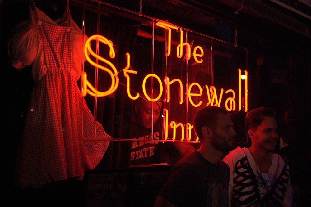 The Stonewall Inn gay bar