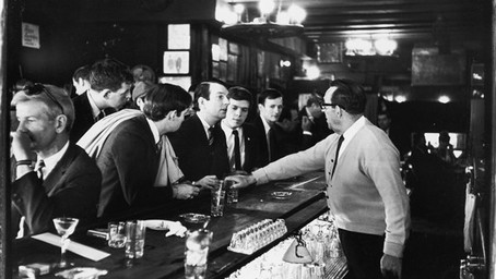 Before Stonewall Julius' Bar Went Down in Gay History