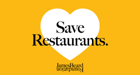 You Can Help James Beard Foundation Industry Relief Fund