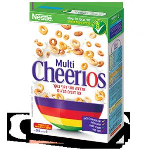 Box of Gay Pride Multi Cheerios
