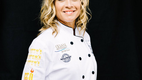Ben & Jerry's Edible Cookie Dough Easy To Make Recipe by Cat Cora