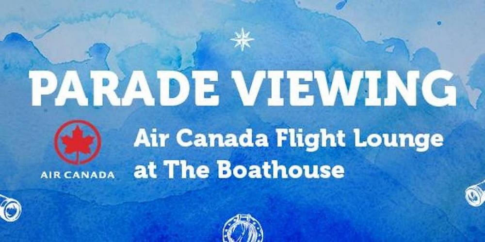 Air Canada Flight Lounge
