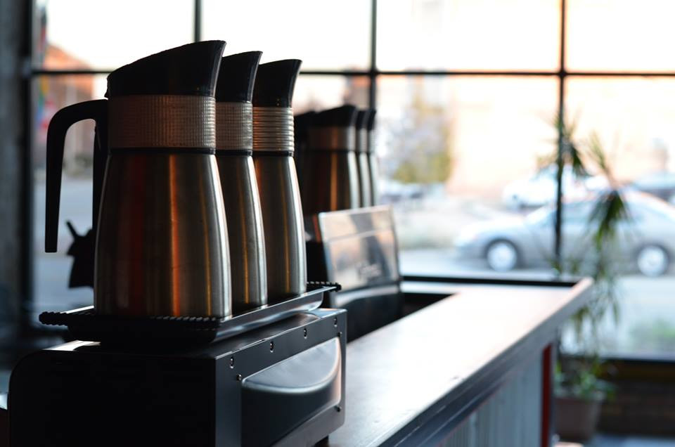 The Phoenix Coffeeshop by Japhy Bartlett
