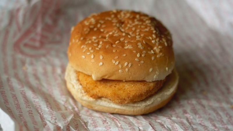Original Chicken Sandwich at Church's