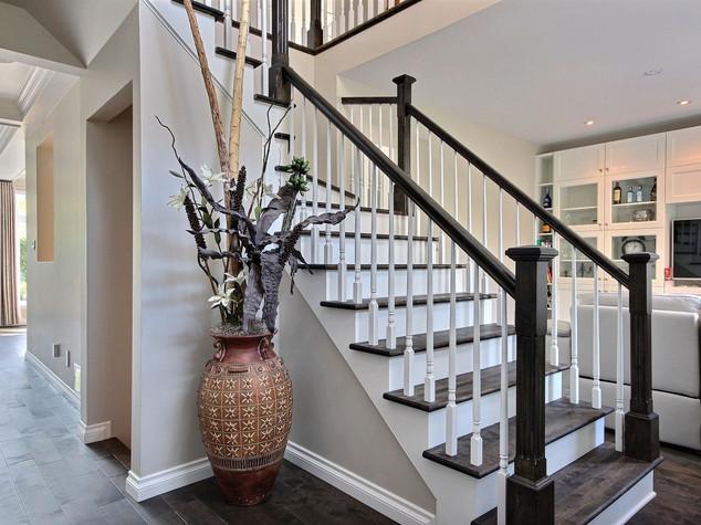 Remodelage des escaliers au goût du jour