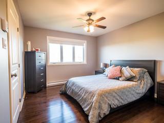 Extension avec chambre
