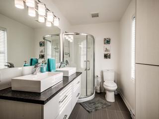 Agrandissement avec Salle de bain
