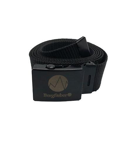 Gürtel ICON 30 schwarz/schwarz