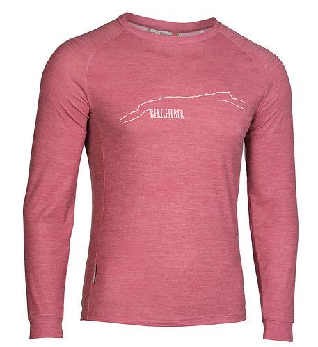 Multisportshirt langarm Merino IFEN Damen