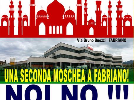Conferenza filo-islamica a Fabriano: il M5S ignora i disoccupati e pensa solo a inaugurare moschee