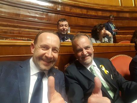 Consiglio di Presidenza del Senato: la Lega elegge quattro componenti!