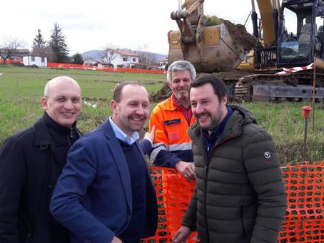 Sblocca Cantieri: con l'approvazione del Decreto altre importanti misure per il terremoto