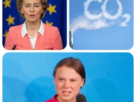 Clima: i leader europei hanno deciso nuovo taglio di CO2 al 2030, e le bollette?