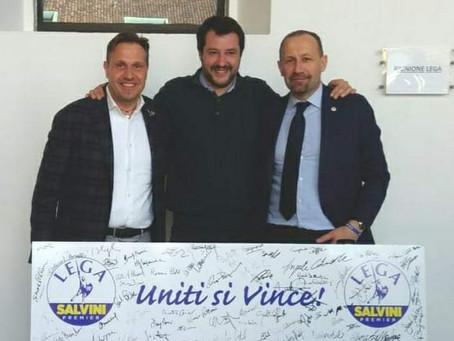 Due lecchesi nel governo ombra voluto da Salvini. Arrigoni e Ferrari alla guida di Energia e Difesa