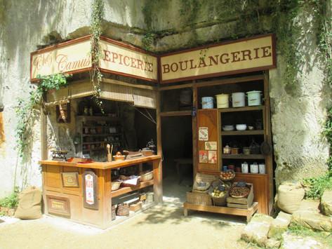 Chez Camu - épicerie boulangerie
