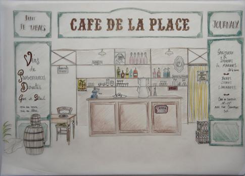 Dessin Café