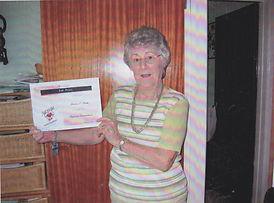 Barbara Olive Smith
