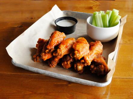 HOT Wing & Celery